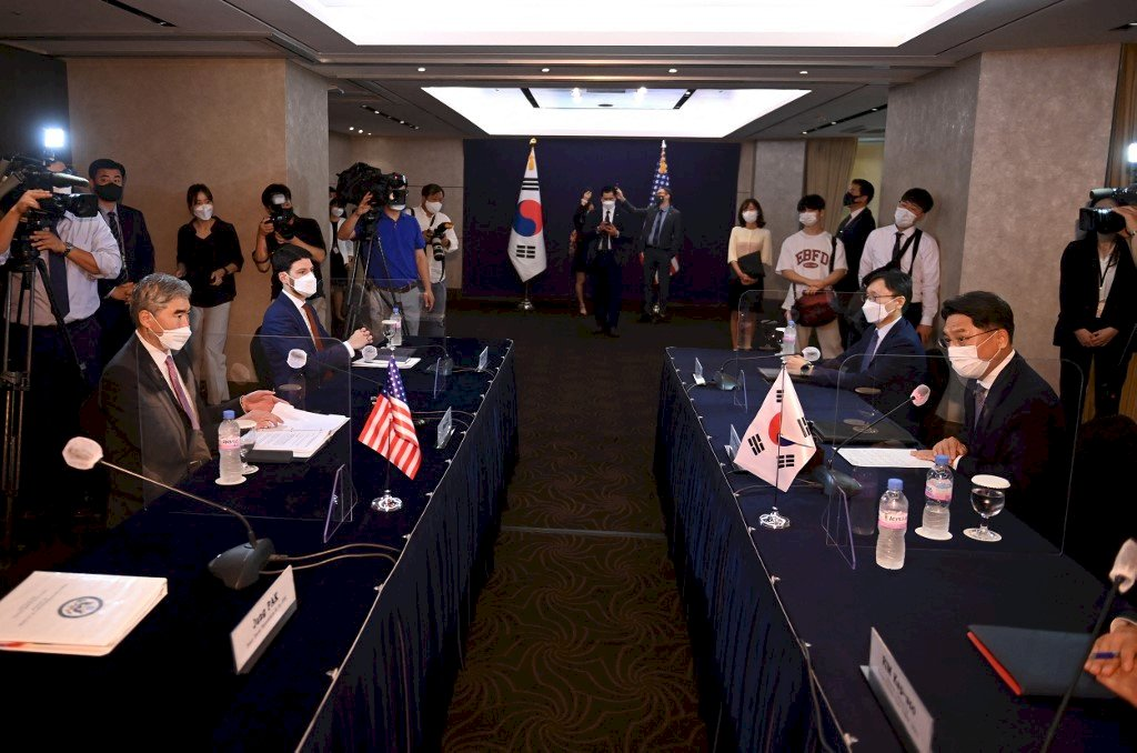 阻礙兩韓關係?美韓考慮中止北韓議題工作小組