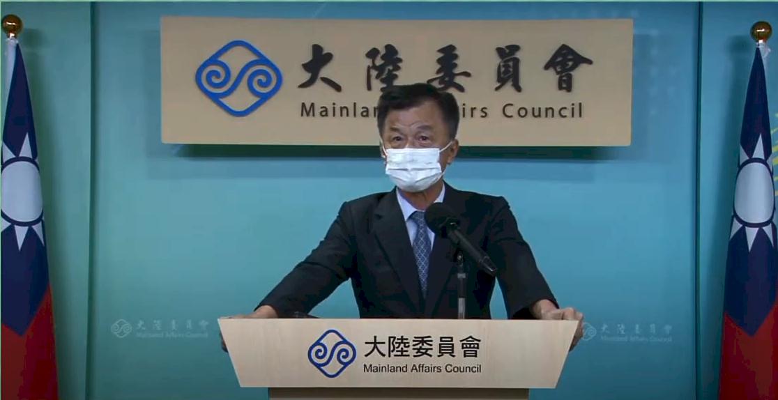 駐港人員撤離 邱太三:除非業務無法推展 還沒考慮撤館