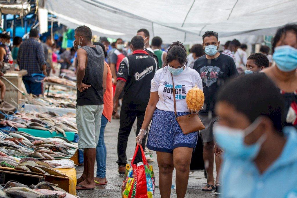 紅十字會:斐濟疫情飇升 太平洋島國拉警報