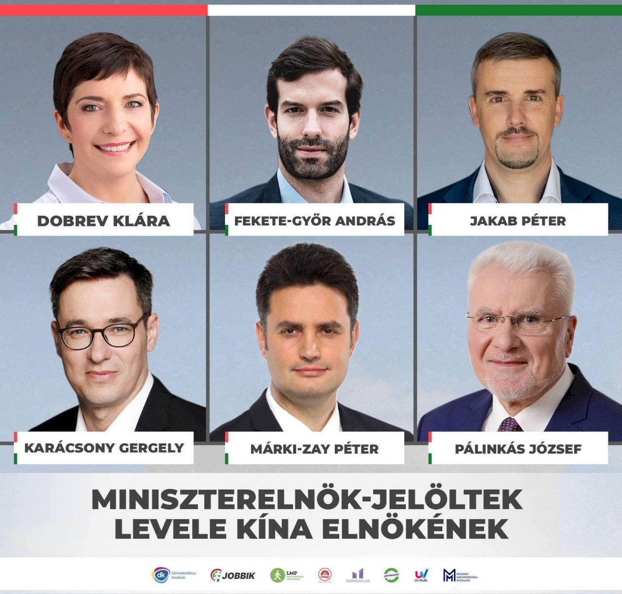 匈牙利6候選人聯合聲明 當選立刻擋下兩大中資計畫