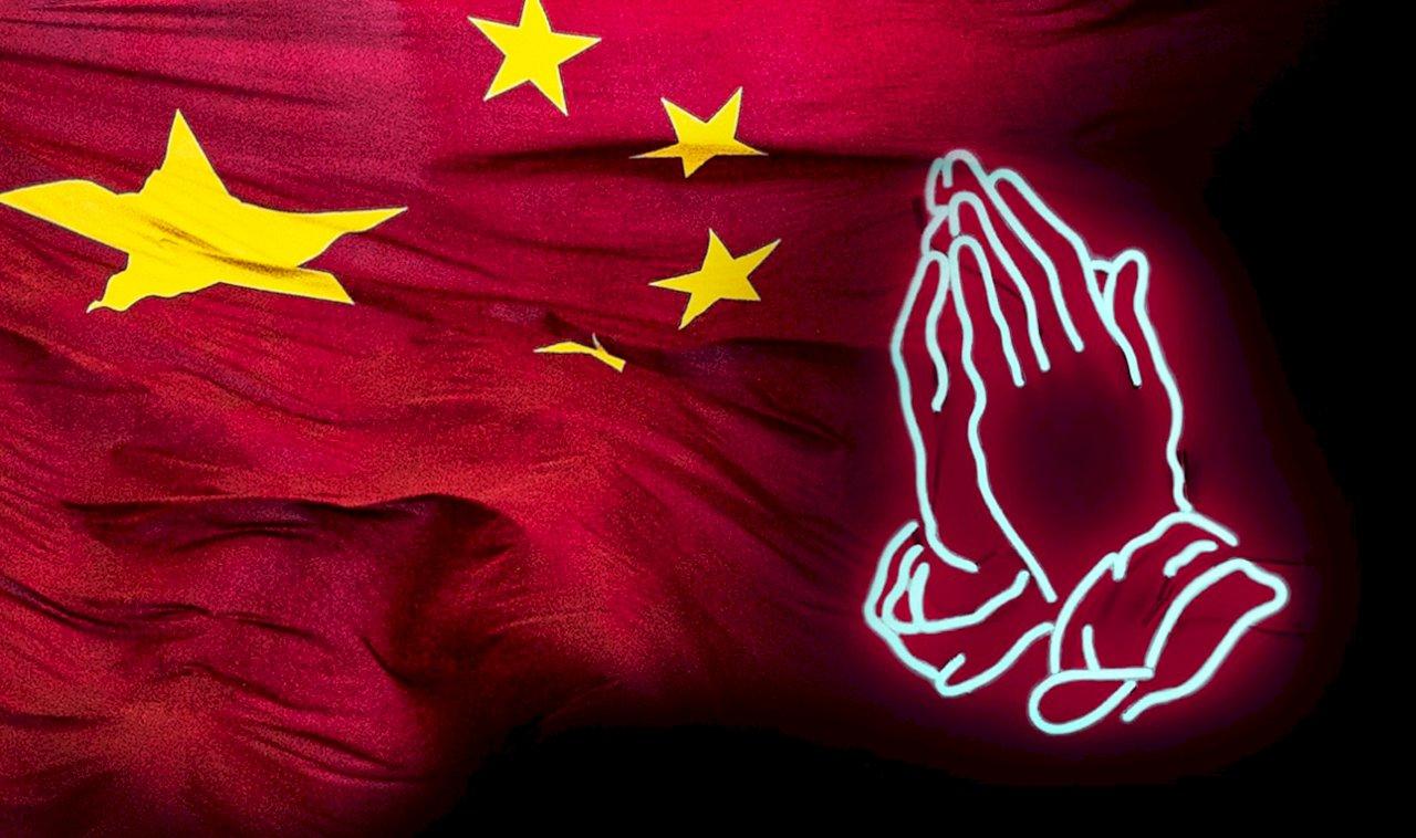 當宗教在中國都得「講政治」 反映習思想已凌駕耶穌、活佛之上了