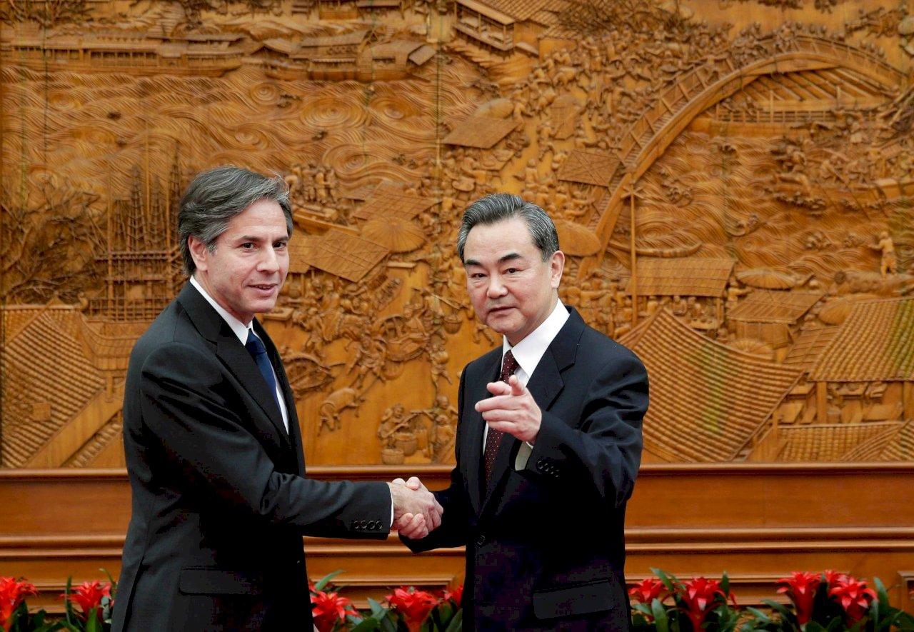 G20將開外長會 美中商討布林肯與王毅會談可能性