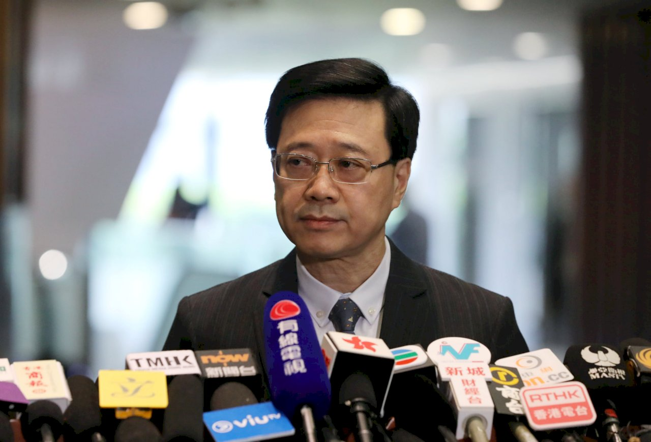 港媒:李家超任資審會主席  把控候選人能否參選