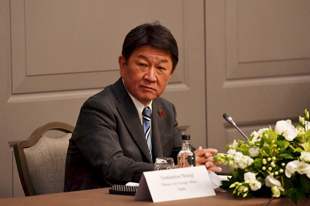 日本外相訪波羅的海3國 有共識合作抗中