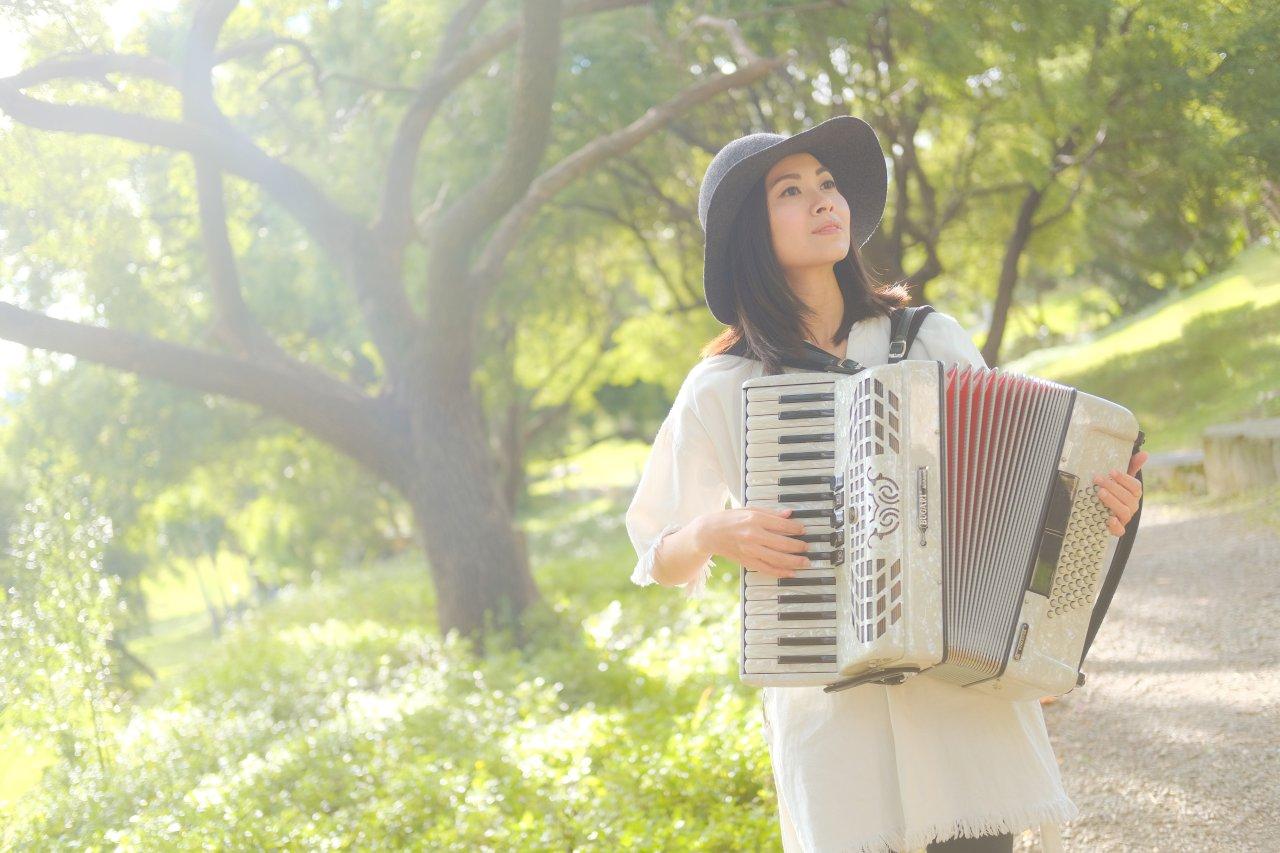 愛唱歌的人~從愛唱歌到愛用客語唱歌的  Rita 林 鈺 婷