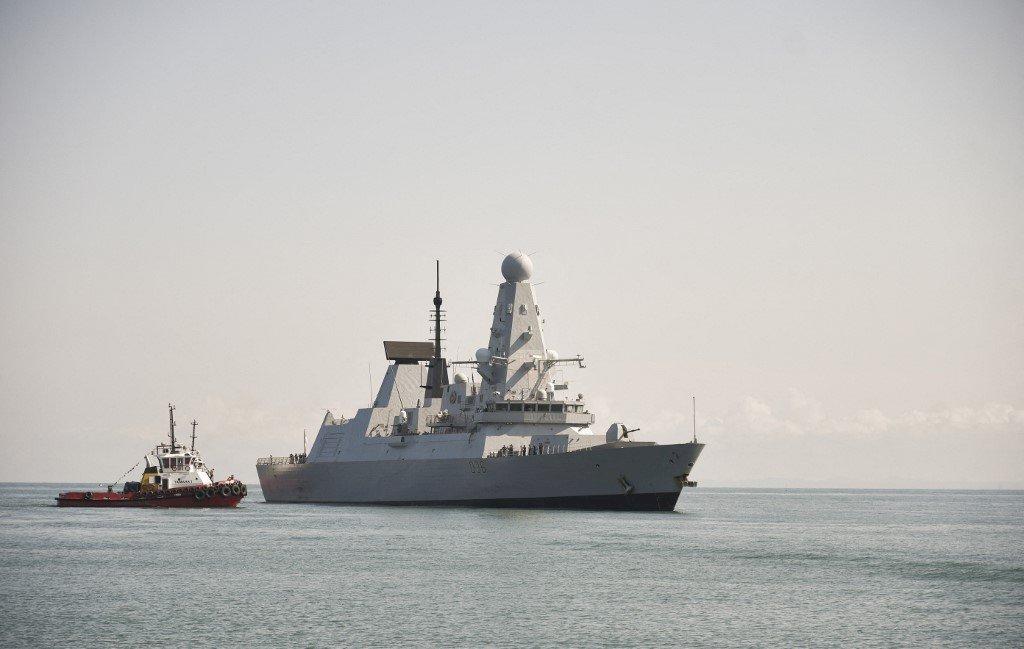 蒲亭:擊沉黑海挑釁英艦 也不會引發三次大戰