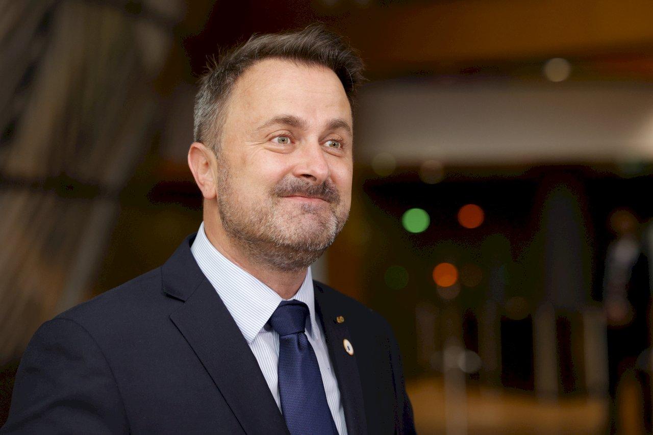 才剛出席歐盟峰會 盧森堡總理宣佈確診
