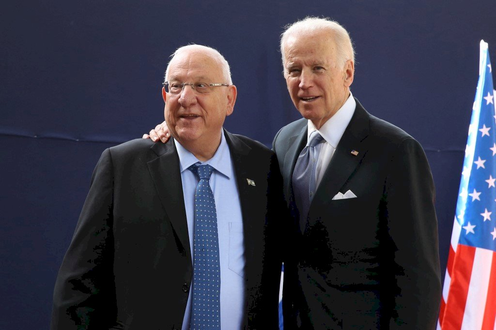 美以總統將會面 討論伊朗核協議、以色列新政府