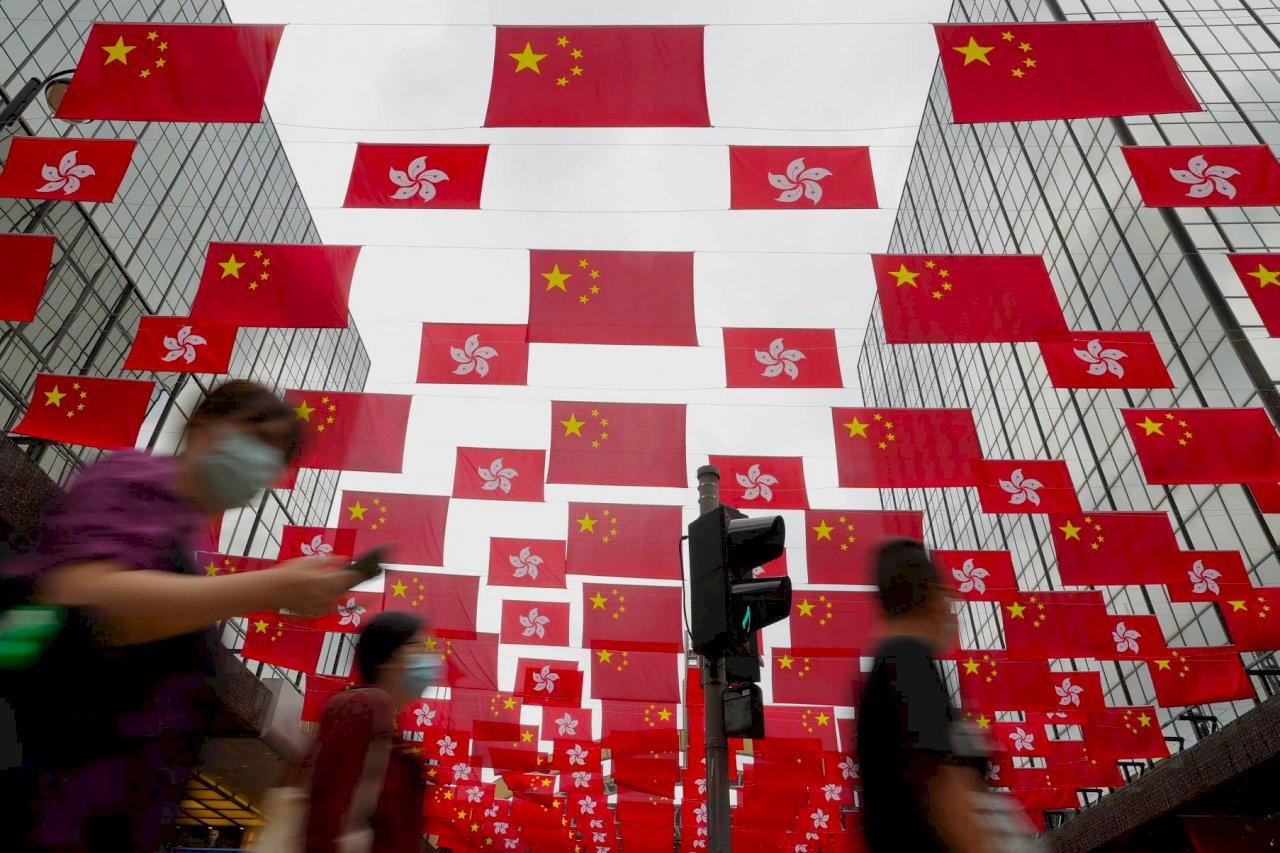 這樣看香港4-想跟你聊聊天