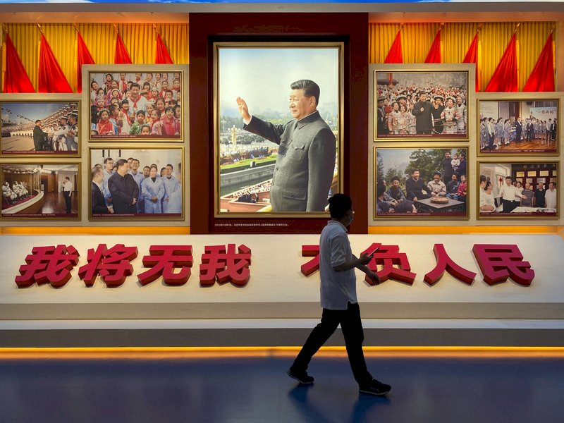 金融時報專欄:大搞個人崇拜 習近平正危害中國