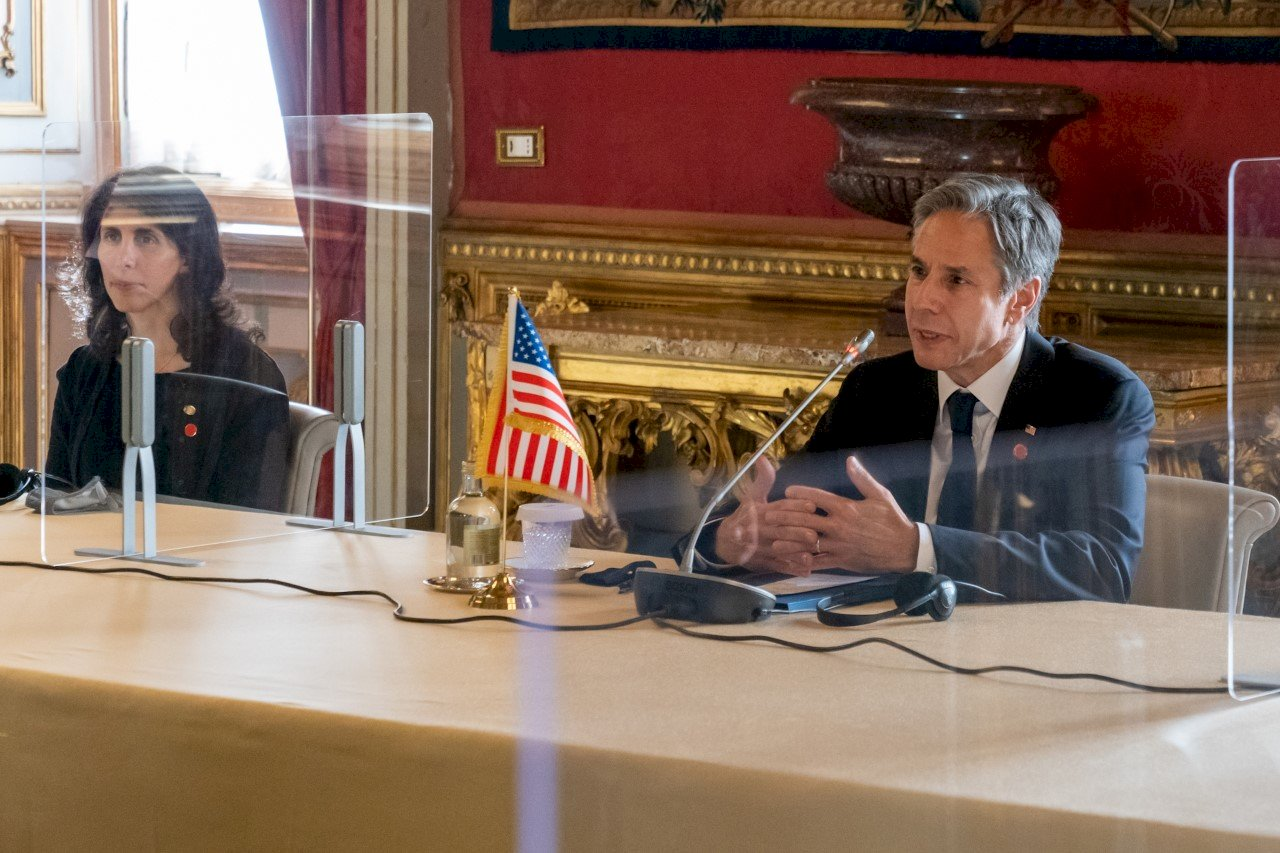布林肯:華府著眼更穩定與有利的美俄關係