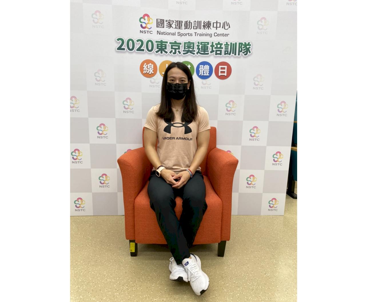 盼再次感動全民  郭婞淳:東奧金牌一定得拿到