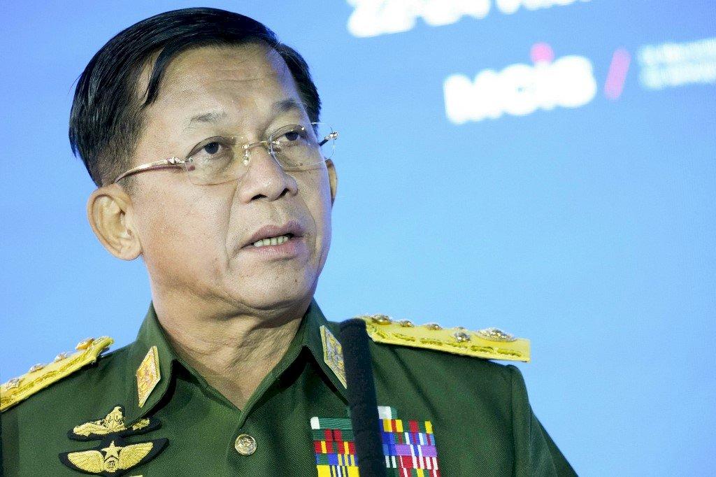 緬甸政變滿半年 軍方延後大選時間表