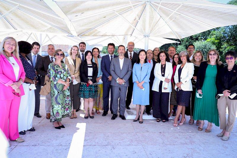 葡萄牙國會籌辦挺台活動 支持參與國際組織