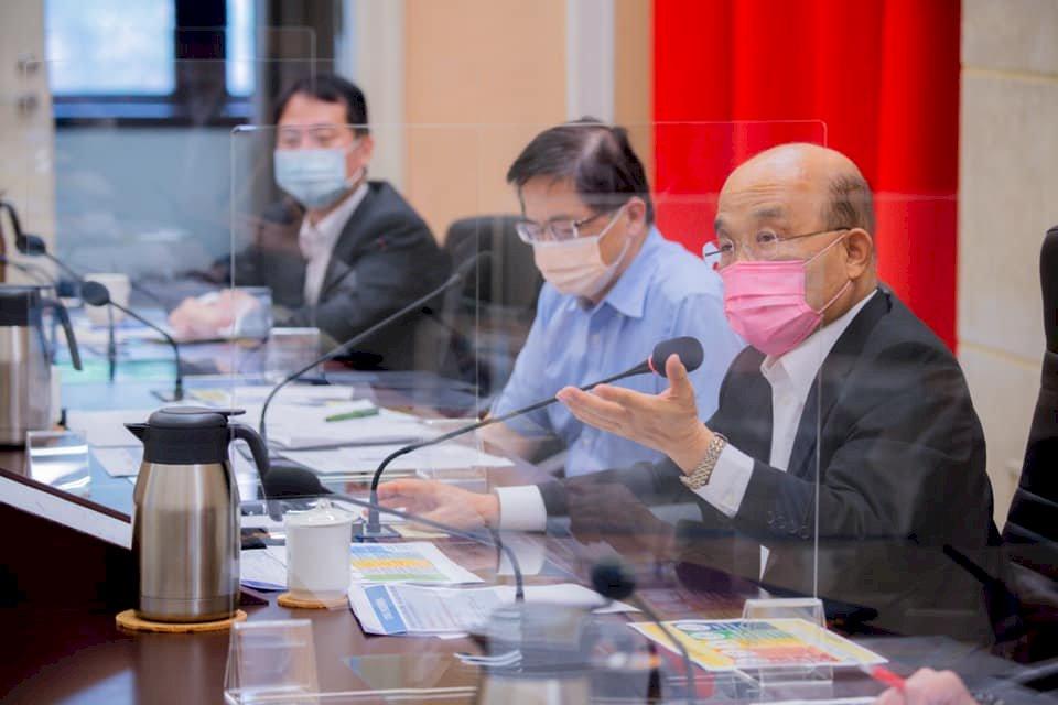 中央派北榮進駐北農  蘇貞昌:合作圍堵疫情最重要