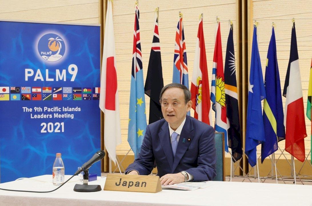 日本贈300萬劑疫苗 鞏固友台太平洋島國抗衡中國