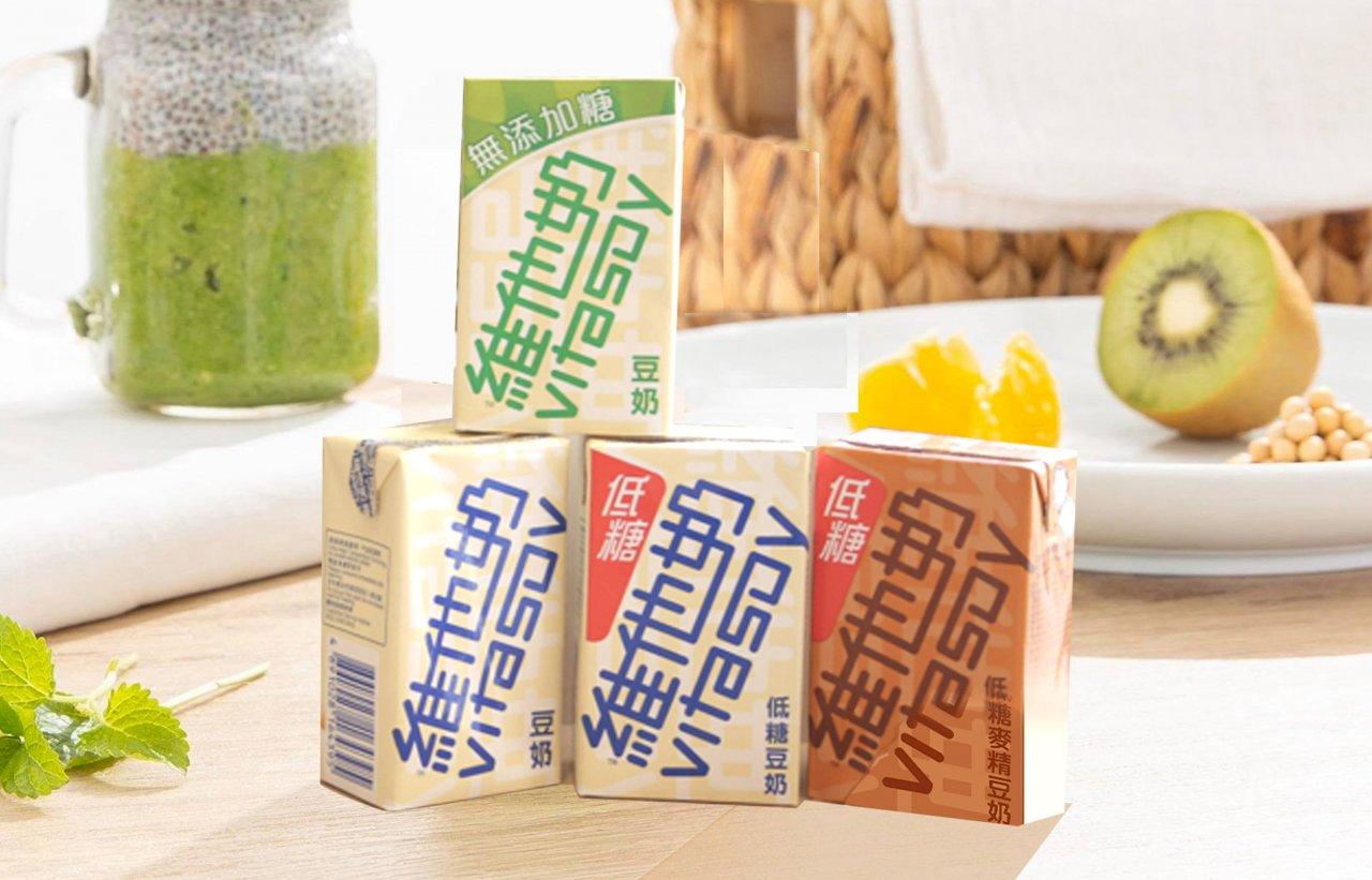 港七一刺警案風波蔓延  中國商家下架維他奶產品