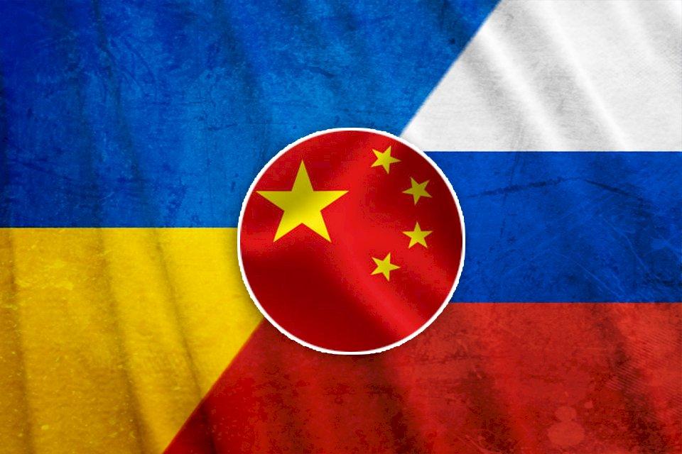 到處都有中國的影子 中俄烏之間既期待又怕受傷害的矛盾關係