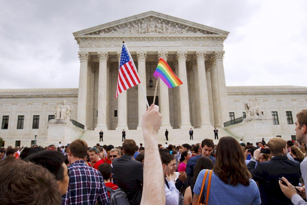 保守派主導美國最高法院  LGBT+人權運動迎新挑戰