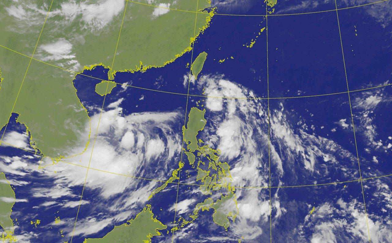 熱帶低壓進逼 氣象局:一旦增強為輕颱、即發海警
