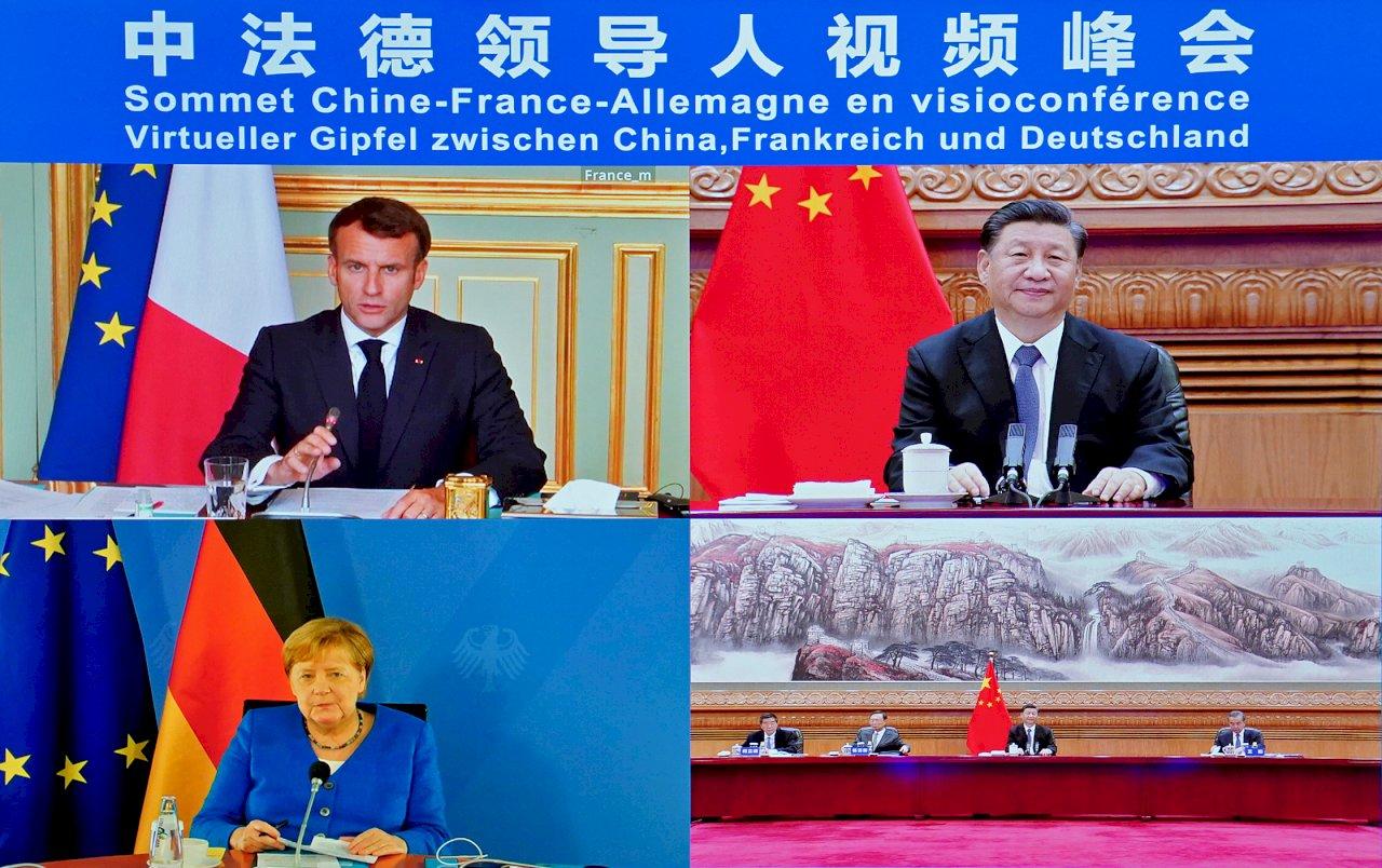 分化大西洋兩岸 中國拋「非洲四方對話」