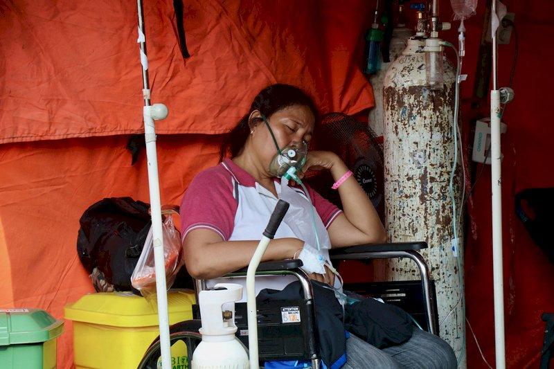 印尼疫情再惡化單日確診破3萬 計畫向外國求援