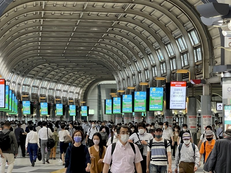 東京確診數創新高 鄰近3縣擬請求發布緊急事態宣言