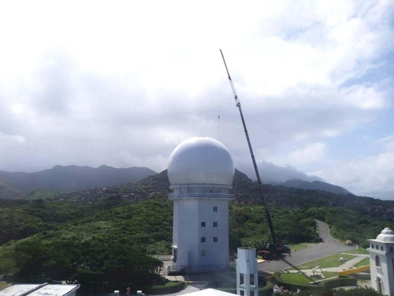 台灣最重要的雙眼 民航局南北長程雷達同步更新、年底啟用