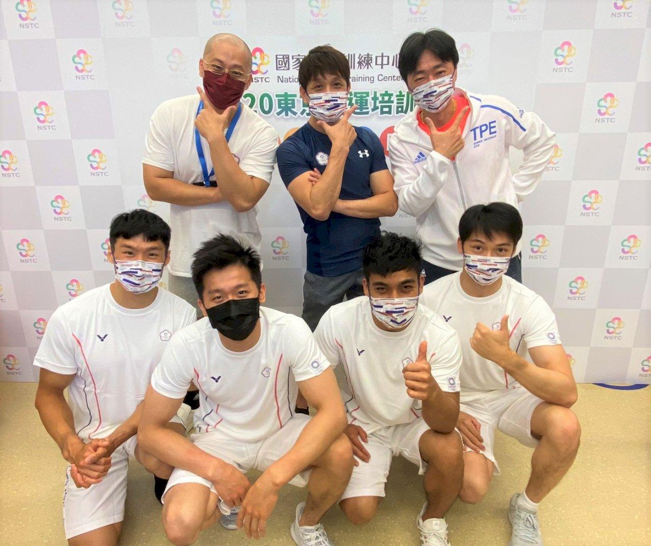 前進東奧/不再孤單1人!男子體操李智凱、唐嘉鴻領軍  團隊士氣高