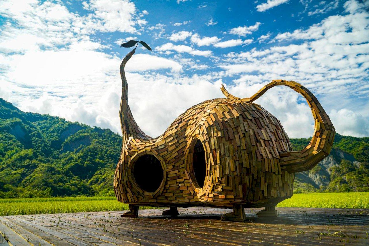 疫情趨緩後想去哪?尋訪《漂鳥197:縱谷大地藝術季》療癒首選