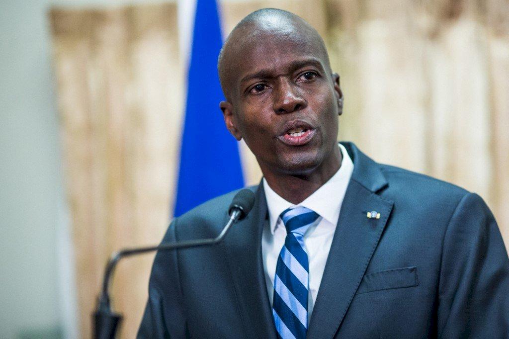 海地總統遭暗殺案 侍衛長遭警方逮捕