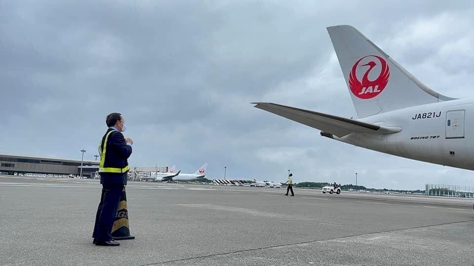 起飛了!日本贈台113萬劑AZ疫苗 今空運來台