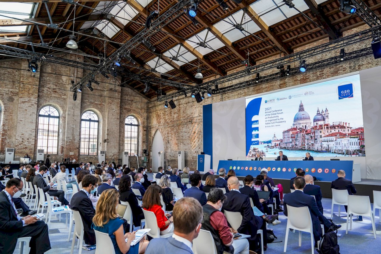 G20財長會:將加速疫苗分享 支持改革全球企業稅