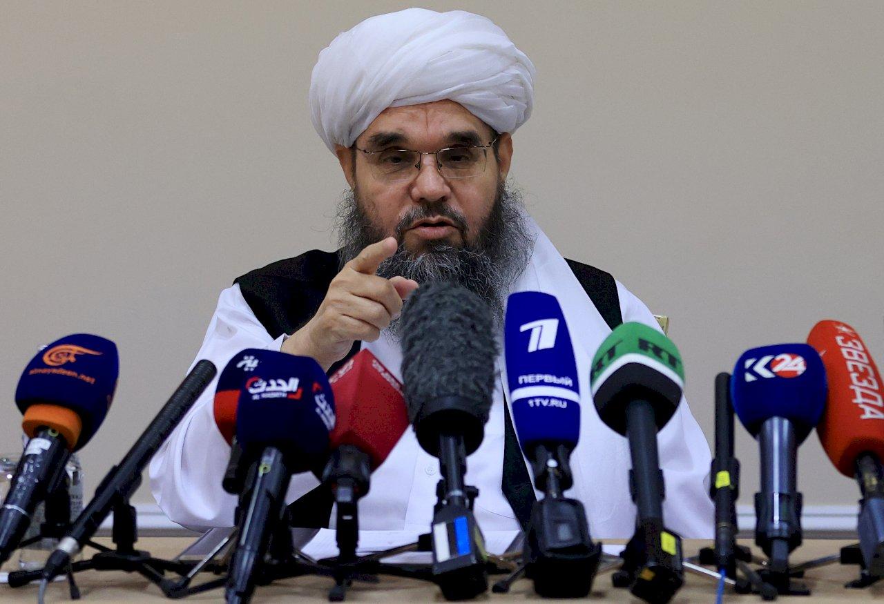 塔利班宣稱 已占領阿富汗85%領土