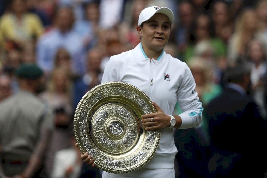溫網女單 球后巴蒂力克普里斯科娃首度奪冠