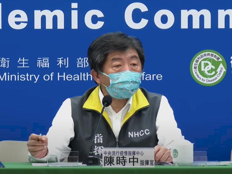 若遇颱風假疫苗站關閉  預約接種者併入下梯次