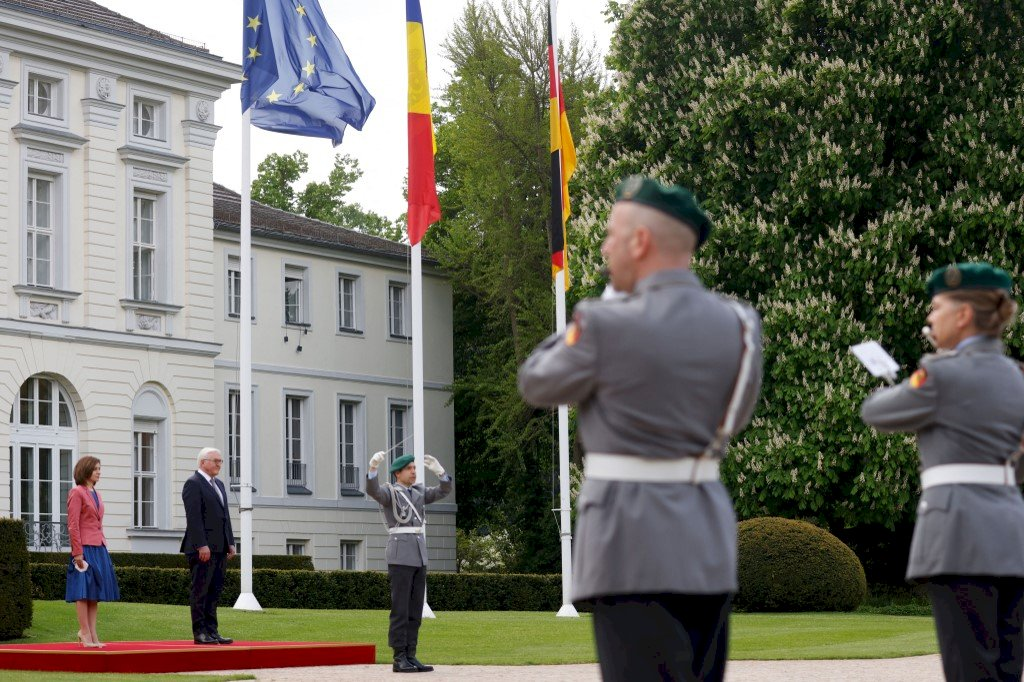 翦除親俄勢力擁抱歐盟 摩爾多瓦舉行國會改選