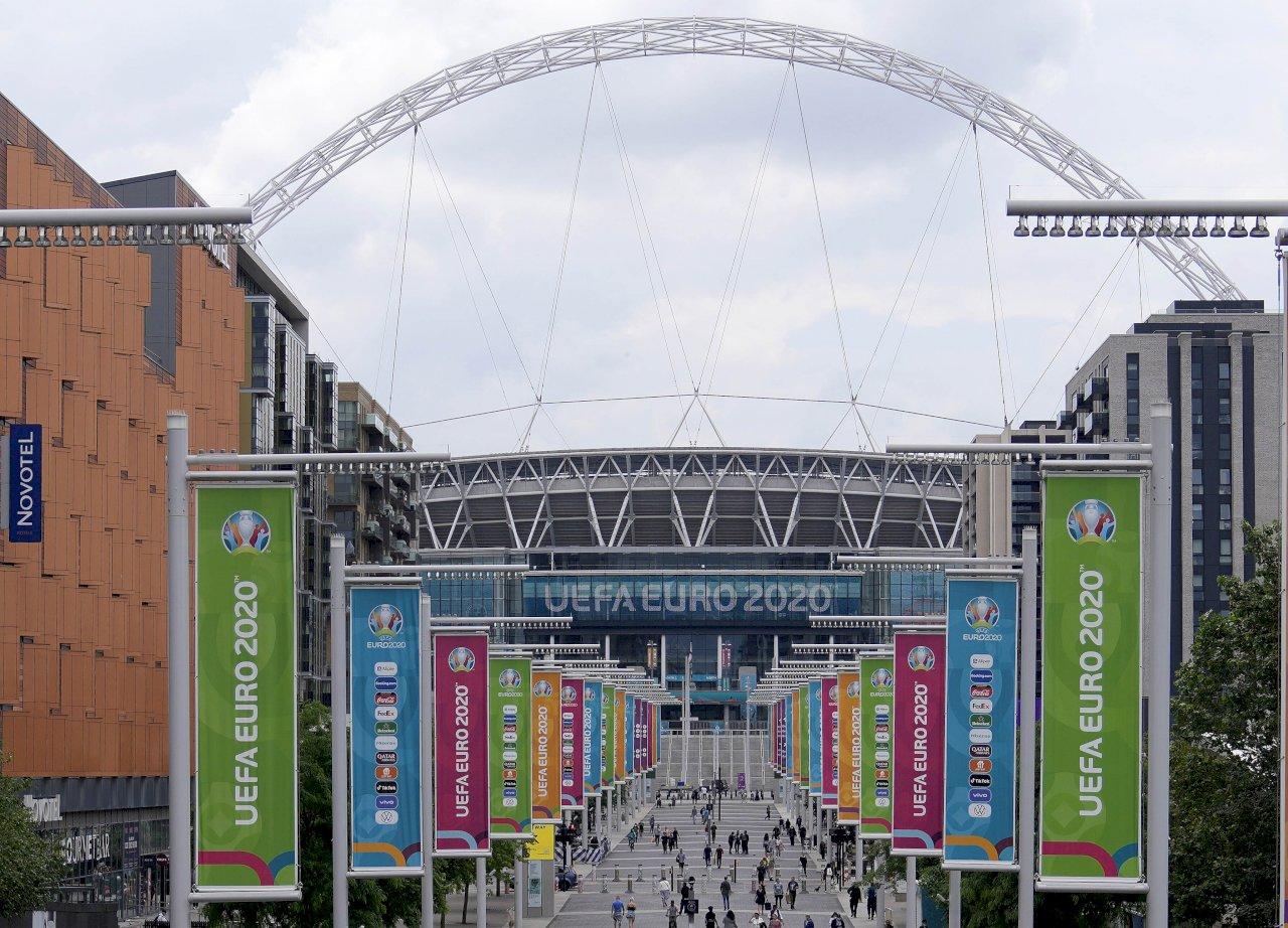 歐國盃決戰夜太激情疫情恐升溫 英國警告勿舉辦大型集會