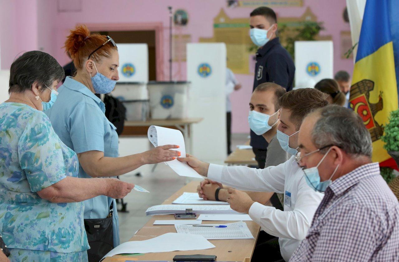 國會大選親歐派聲勢旺 摩爾多瓦有望擺脫俄影響