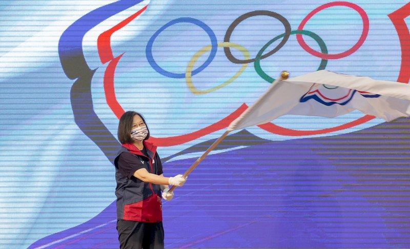 東奧代表團明啟程 體育署推直播挺選手