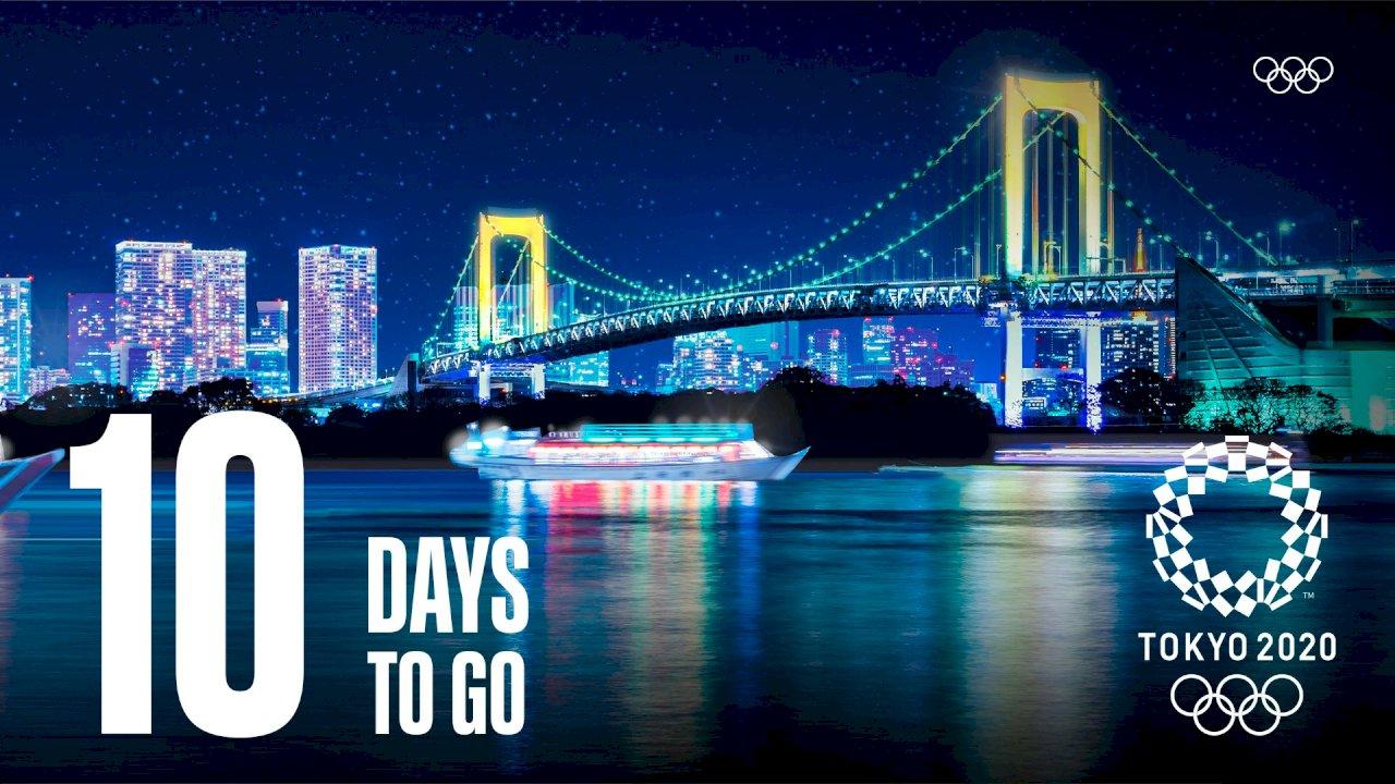 距開幕倒數10天 國際奧會主席讚東京準備充分