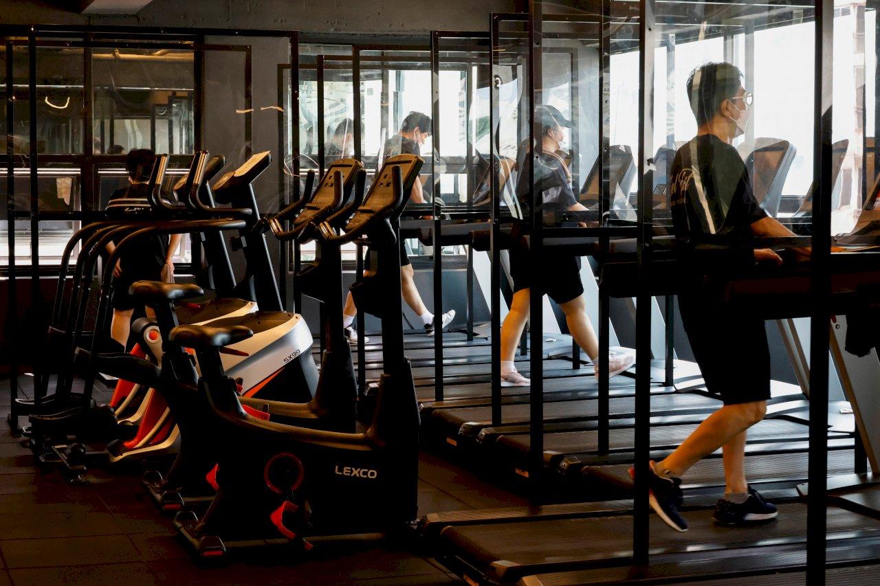 南韓防疫新規惹議 健身房禁止放快歌