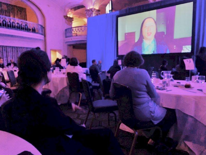 NSCAI峰會 唐鳳視訊分享台灣數位民主