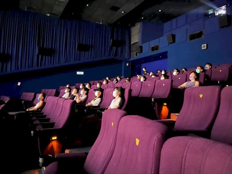 藝文場館開放全座位演出  表團開心直言「及時雨」