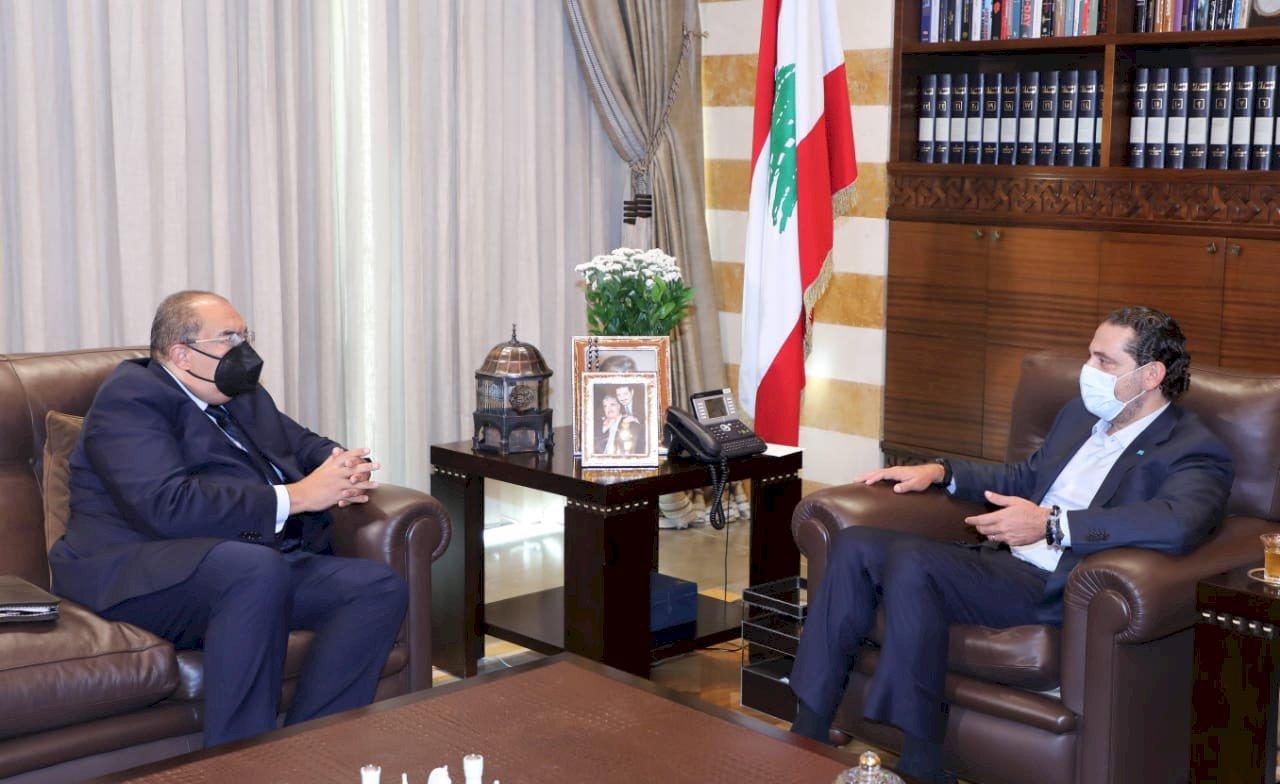 黎巴嫩總理向總統提交內閣名單 有望解決政治僵局