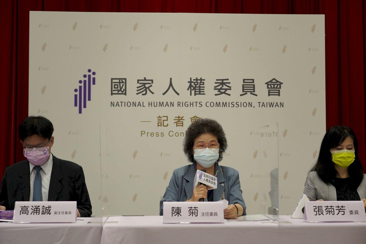 「林水泉案」批評時政被提報流氓 促轉會:已提修法助平反