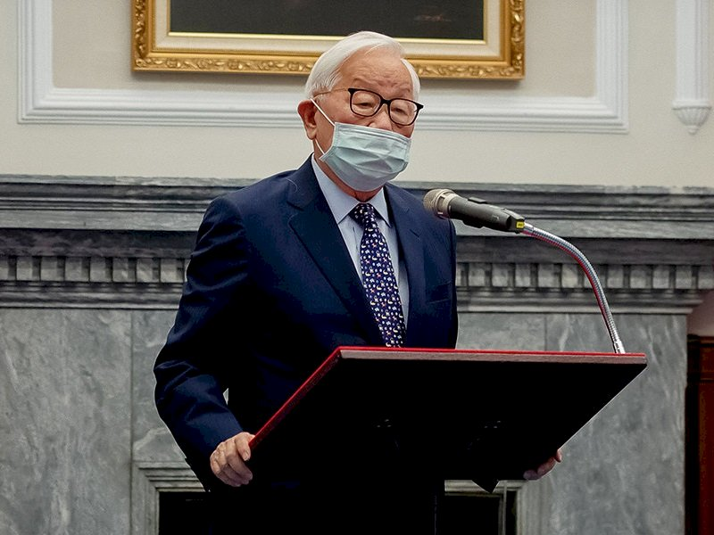 APEC非正式領袖閉門會議落幕 府:張忠謀圓滿達成任務