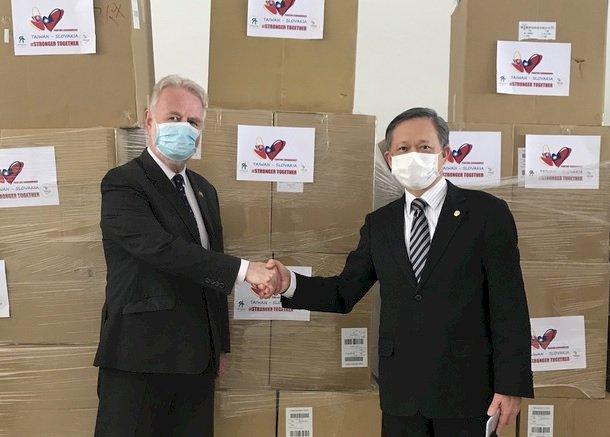 不只送疫苗  斯洛伐克9月將率團訪台  外交部:樂見關係深化