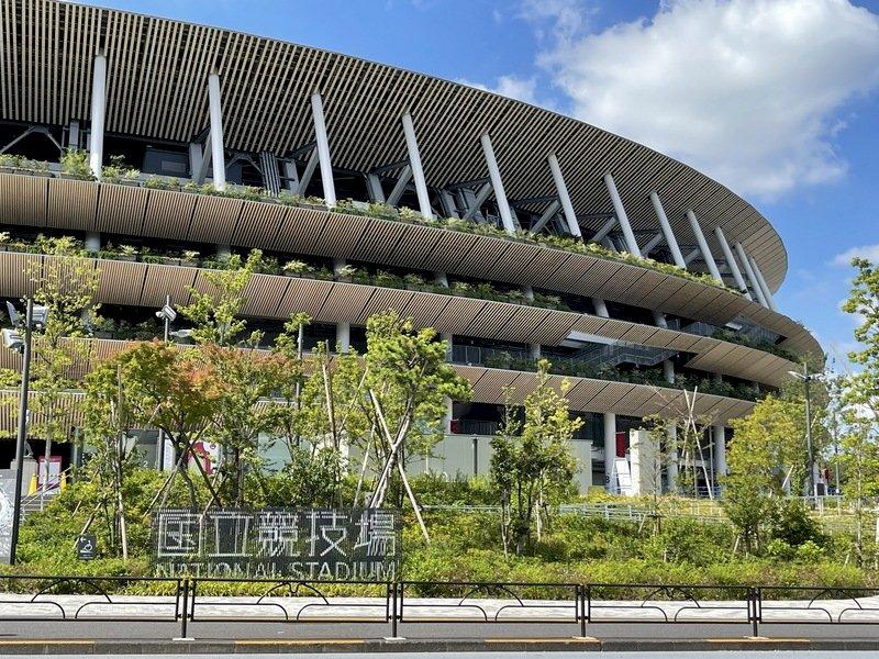 東京奧運會開幕式 將有950人參加