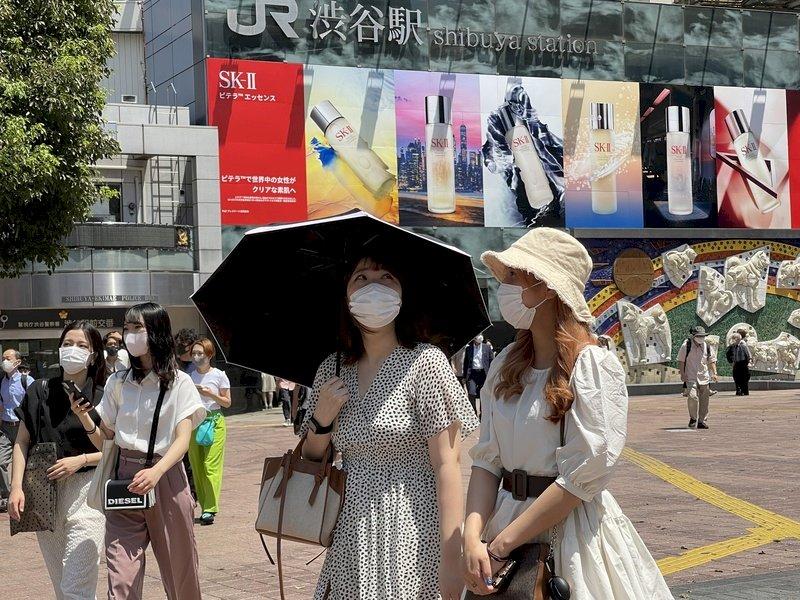熱浪來襲!日本全國21地發中暑警報